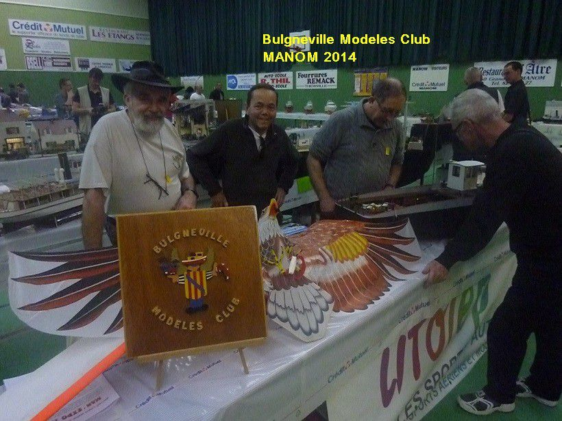 BULGNEVILLE MODELES CLUB