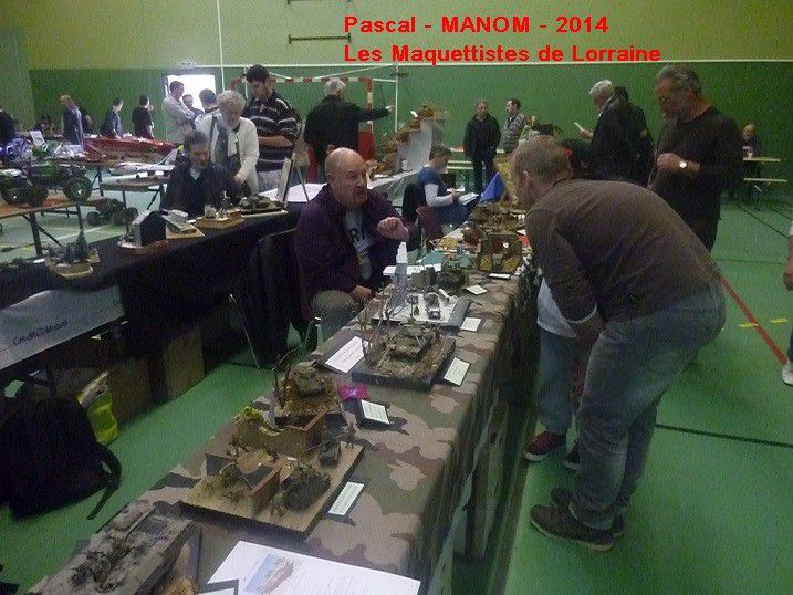 PHOTOS EXPO MANOM - 2014 - 4 et Fin -