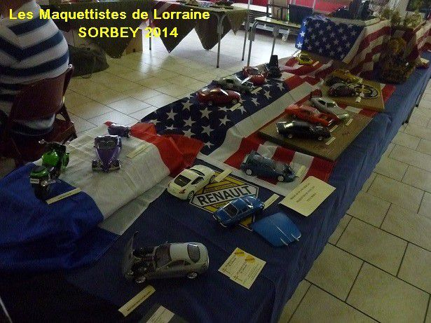EXPOSITION SORBEY - 2014 -