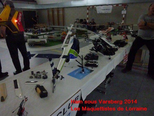 HAM SOUS VARSBERG - EXPOSITION 2014 -