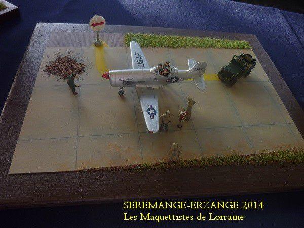 EXPOSITION A SEREMANGE-ERZANGE 2014