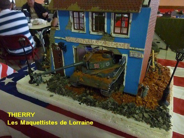 Maquette a Thierry