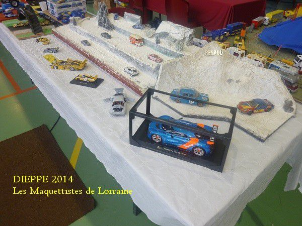 EXPOSITION - DIEPPE 2014 - 1 -
