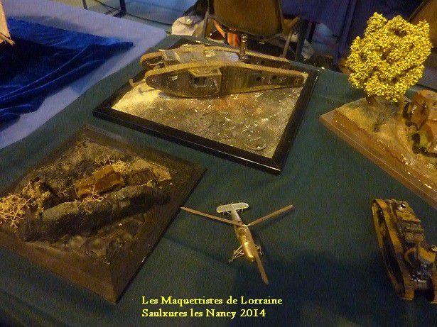 EXPOSITION a SAULXURES LES NANCY 2014 - 5 -