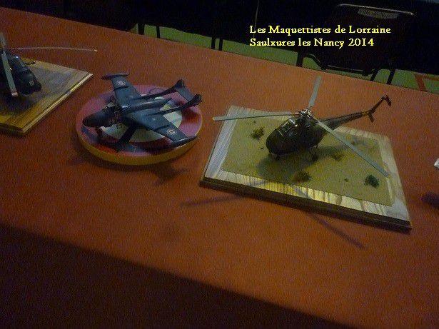 EXPOSITION a SAULXURES LES NANCY 2014 - 6 -
