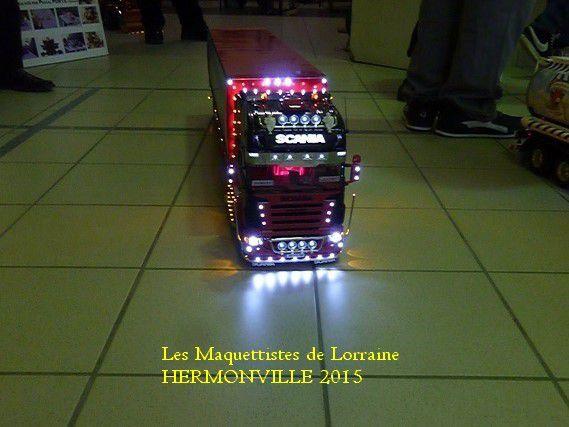 EXPOSITION HERMONVILLE 2015 - 1 ière partie -