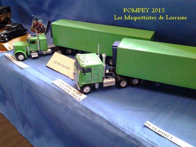 EXPOSITION POMPEY - 11 et 12 avril 2015 - 1partie -