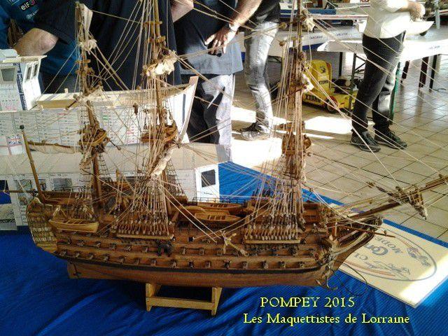 EXPOSITION POMPEY - 11 et 12 avril 2015 - 2 ième partie -