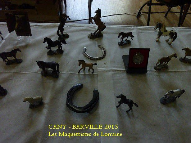 EXPOSITION a CANY - BARVILLE - 2015 ------- 1 ere partie