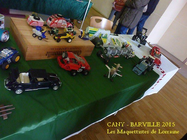 EXPOSITION a CANY - BARVILLE - 2015 ------- 2ième partie