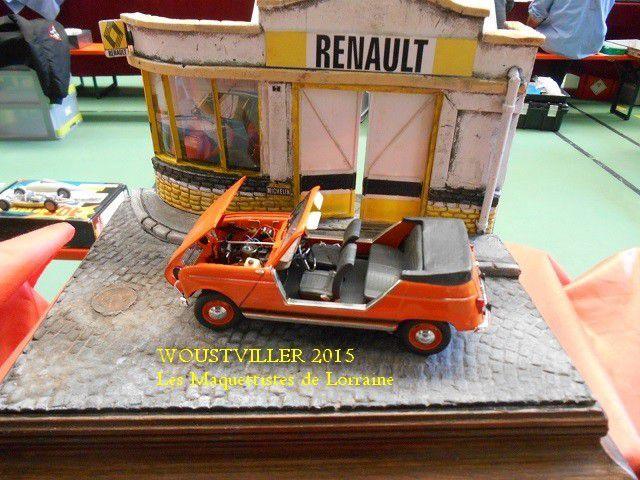 EXPOSITION WOUSTVILLER 9 et 10 MAI 2015 - 1ere partie -