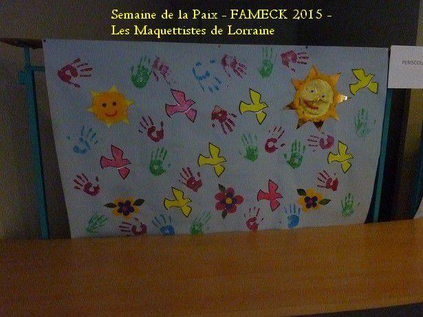 SEMAINE DE LA PAIX a FAMECK - 2015 - 1ière partie -