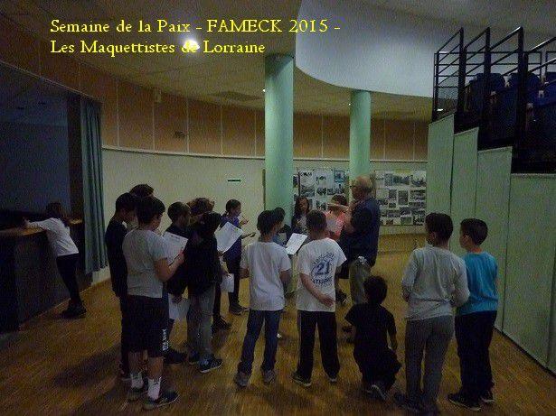SEMAINE DE LA PAIX a FAMECK - 2015 - 2 ième partie -