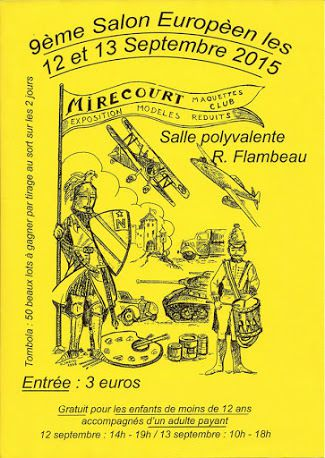 EXPOSITION MAQUETTES a MIRECOURT - 88 -