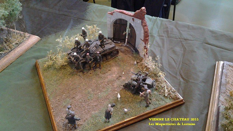 EXPOSITION de VIENNE le CHATEAU - 51 -