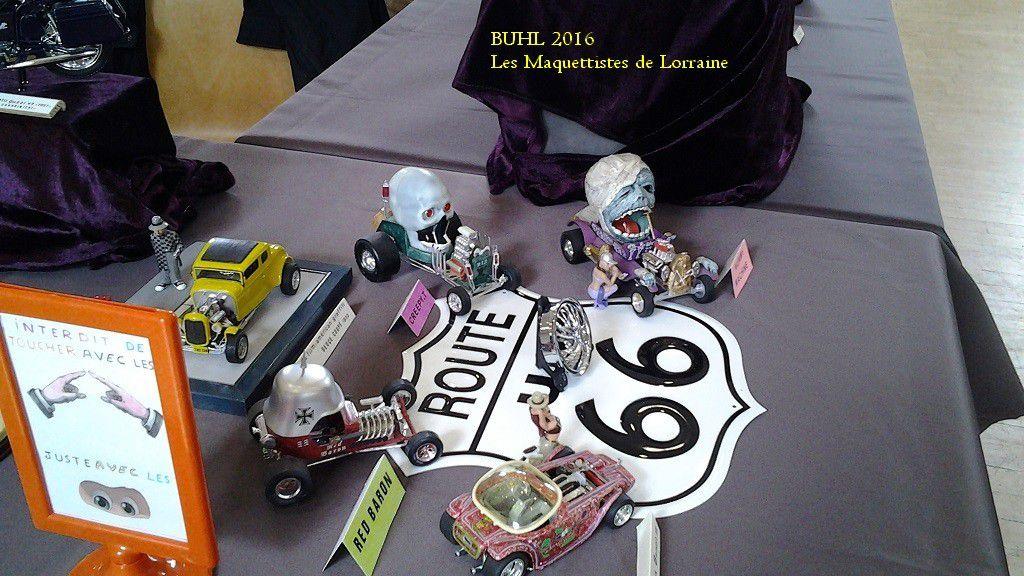 Expo de Buhl les 14 et 15 mai 2016