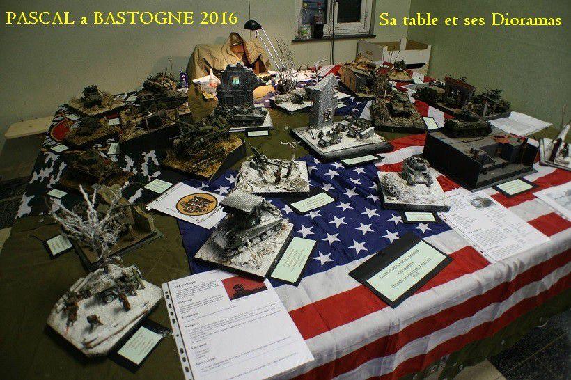BASTOGNE 2016 avec PASCAL - NUTS 2016 -