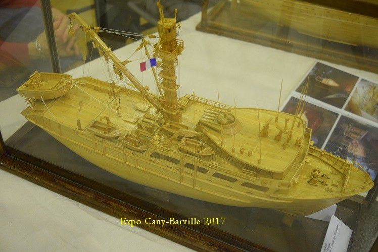 EXPOSITION CANY-BARVILLE 2017