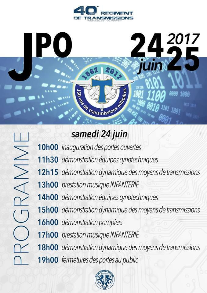 EXPOSITION au 40 RT de THIONVILLE
