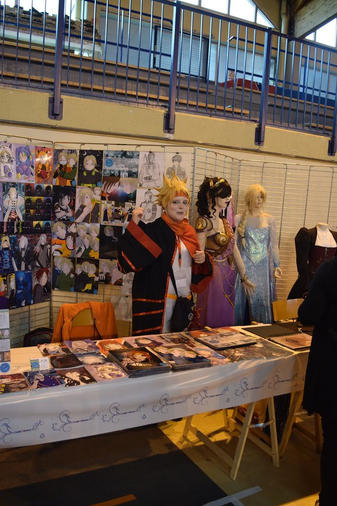 EXPOSITION de CHATENOIS LES FORGES 2017 - COSPLAY - CINEMA