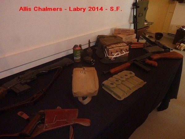 Le SOUVENIR  FRANCAIS  a LABRY 2014  - SUITE -