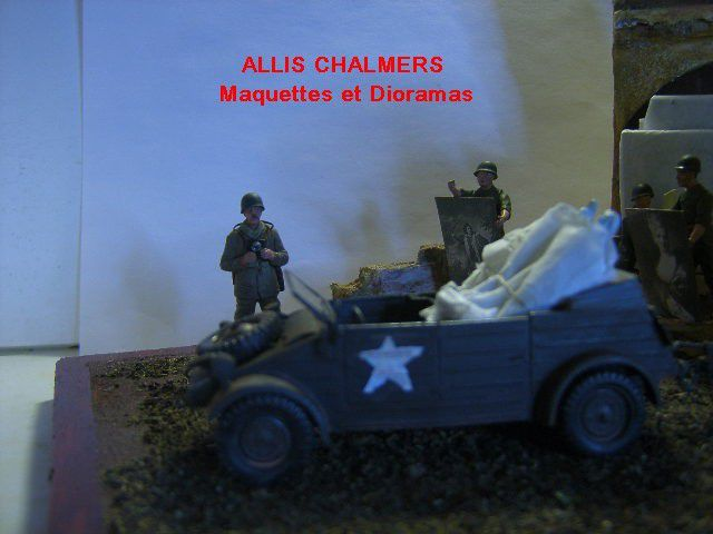 MONUMENTS MENS au 1/35 a ma facon