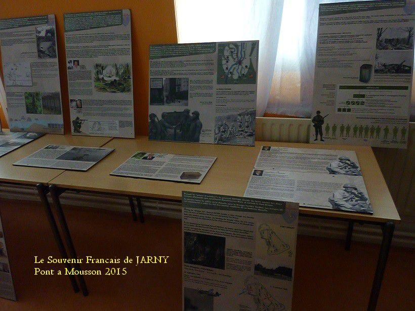 - EXPOSITON des 11, 12, 13 et 15 mai 2015 - HELENE BARDOT -