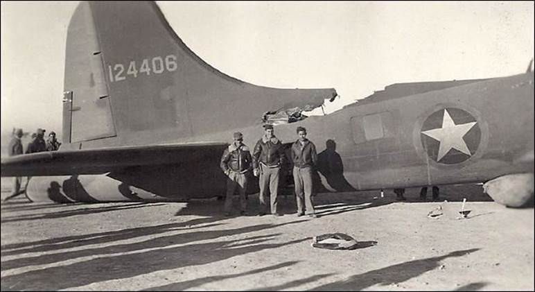 Un miracle en 1943 pendant la seconde guerre mondiale