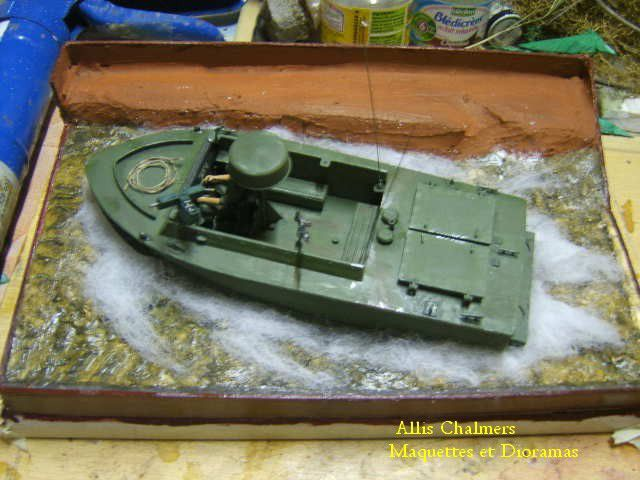 LSSC &quot&#x3B;Light Seal Support Craft&quot&#x3B;  au 1/35  -  DRAGON