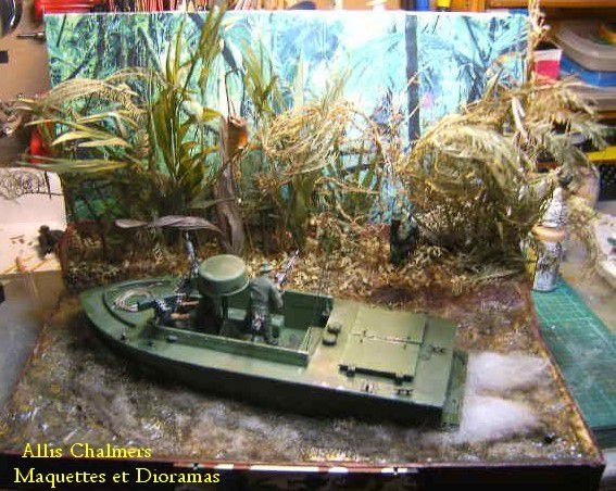 "LSSC ""Light Seal Support Craft""  au 1/35  -  DRAGON"