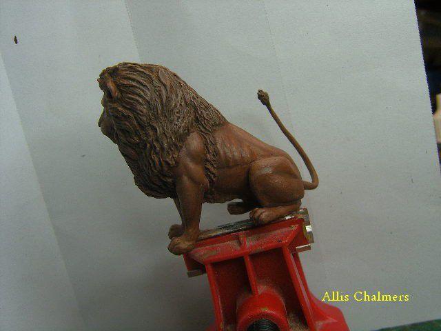 """Peintures acryliques """""""" ARMY PAINTER """""""" et """""""" PRINCE AUGUST """"""""  Aslan le grand lion, est le personnage central du monde de Narnia"""