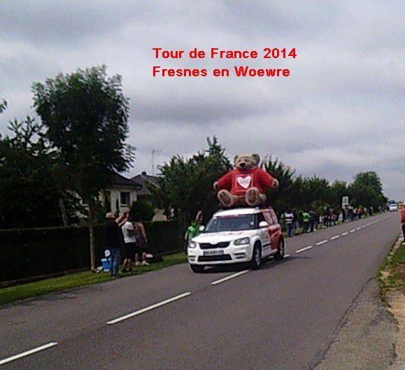 TOUR de FRANCE - 2014 - PUBLICITE 3 et fin -