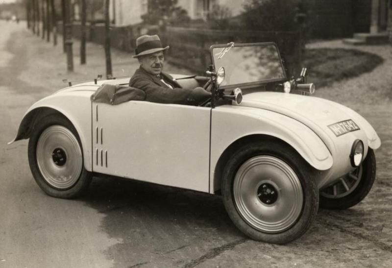 HANOMAG 1925