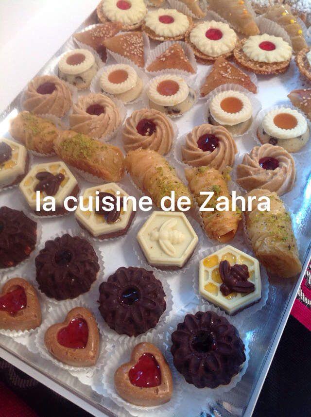 G teaux orientaux mariage for Cuisine zahra