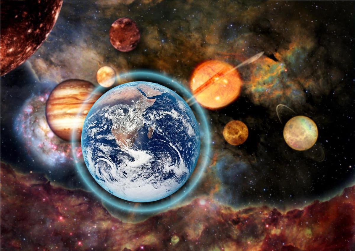 Ce monde tourne-t-il vraiment rond ?