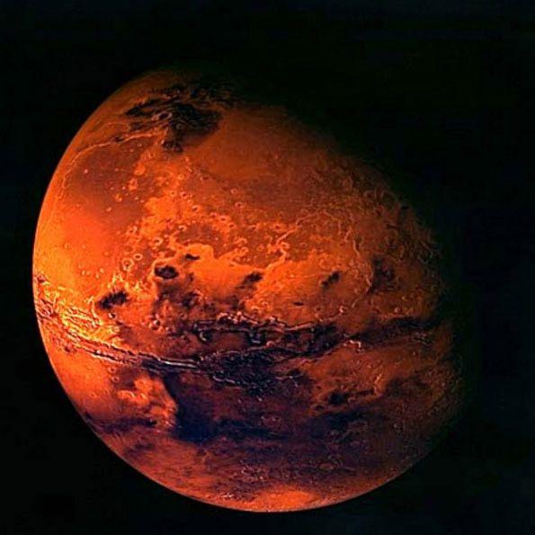 Mars en Gémeaux