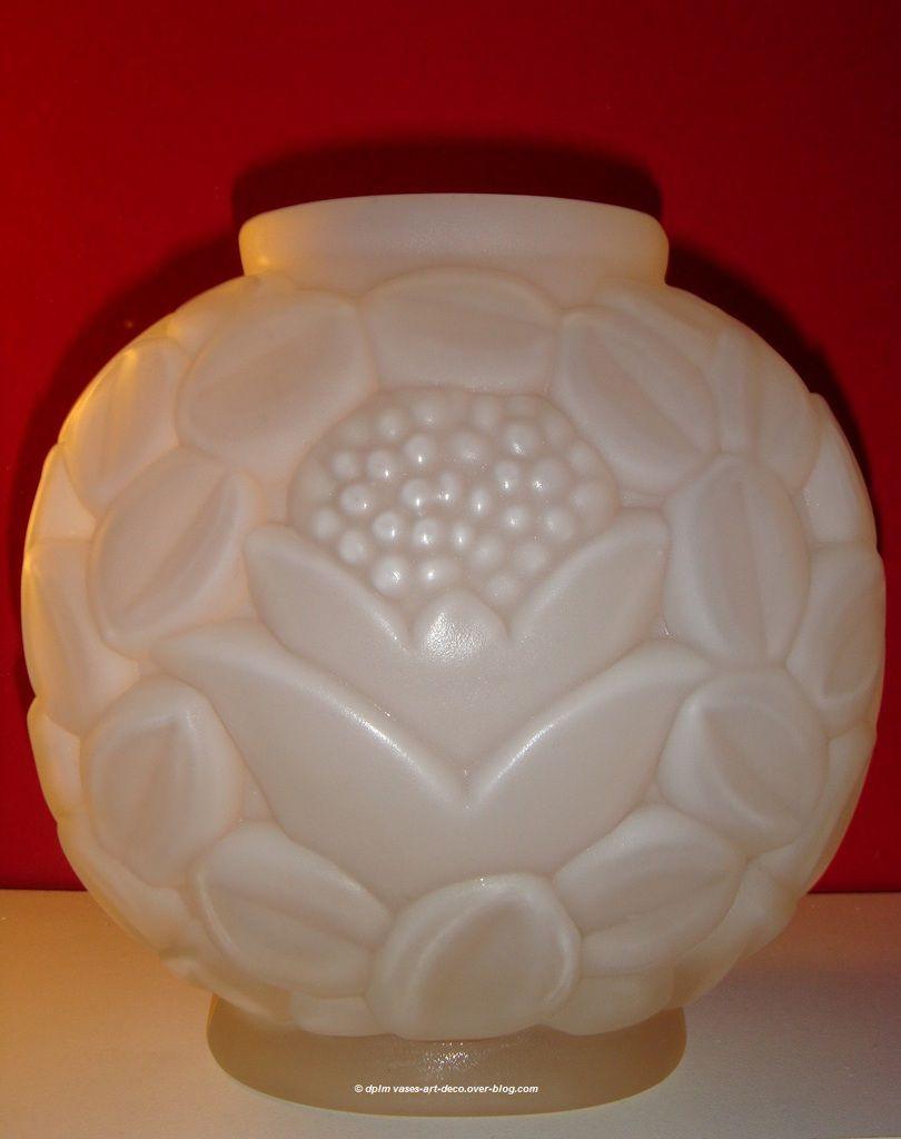 Vase Hunebelle Modèle Exotique