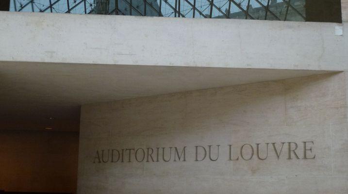 """Journée Débat """"Musée-Musées"""", Auditorium du Louvre"""