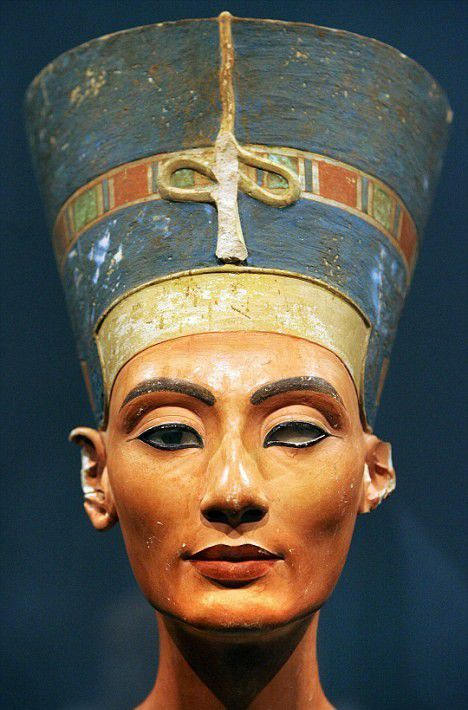 L'incontournable Néfertiti du Neues...