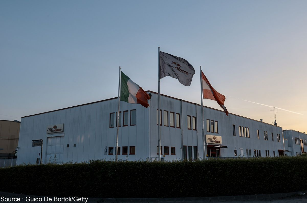 Getty - L'usine de Toro Rosso se situe à Faenza