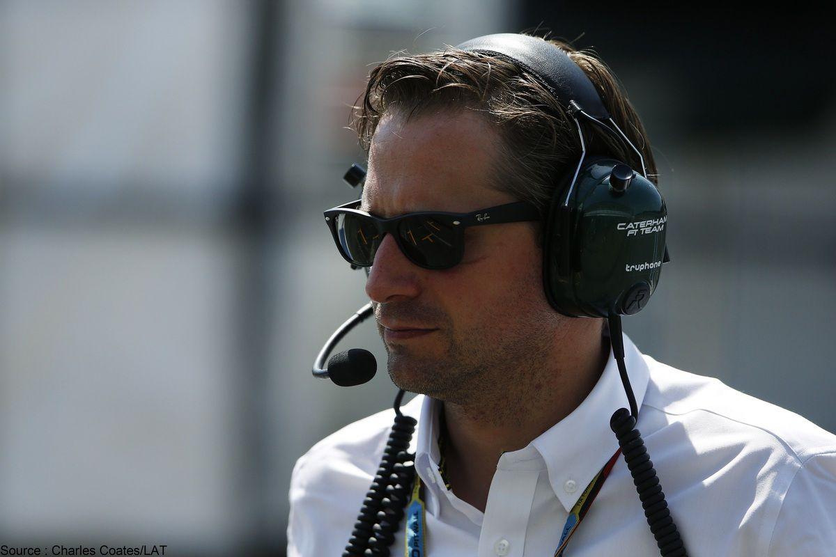 Caterham F1 - Christijan Albers ne sera resté chez Caterham que deux mois