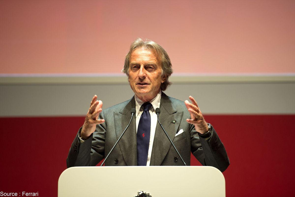 Ferrari - Le désaccord entre Luca di Montezemolo et Sergio Marchionne était trop important