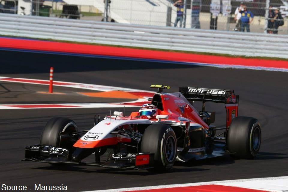 Marussia - L'espoir est encore de mise chez Marussia