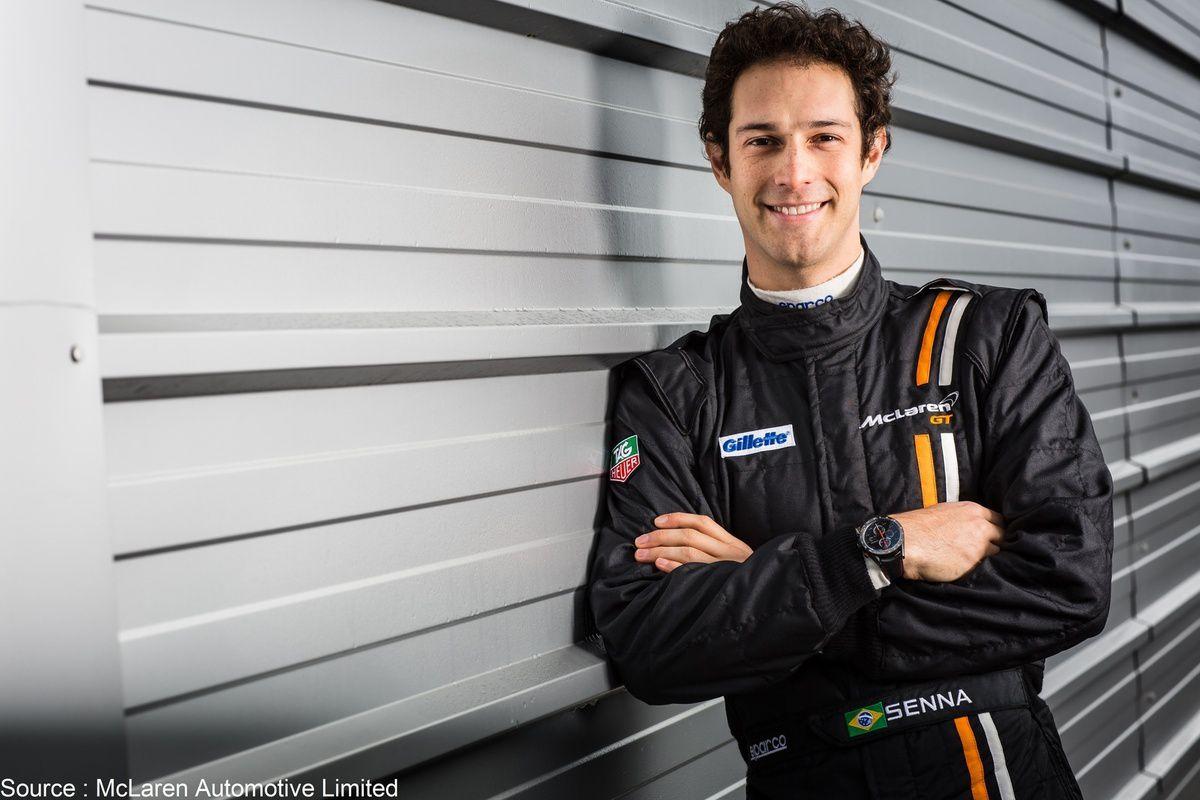 McLaren Automotive Limited - Le nom Senna est de retour à Woking