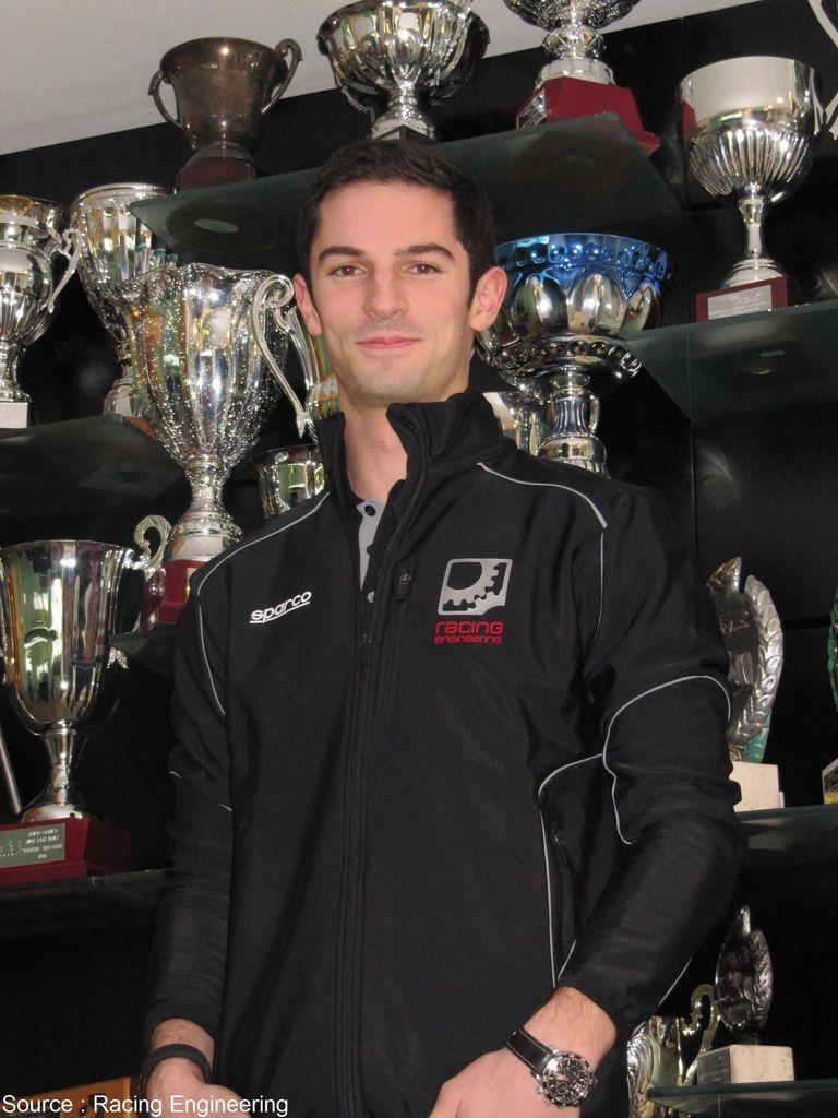 Racing Engineering - Alexander Rossi espère remplir son armoire à trophée en GP2