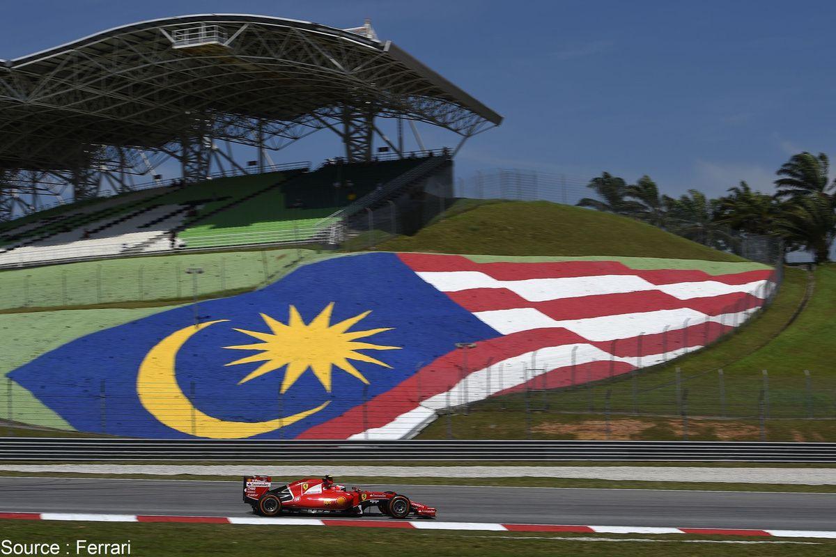 Ferrari - La Malaisie a assuré sa place jusqu'à sa 20ème édition