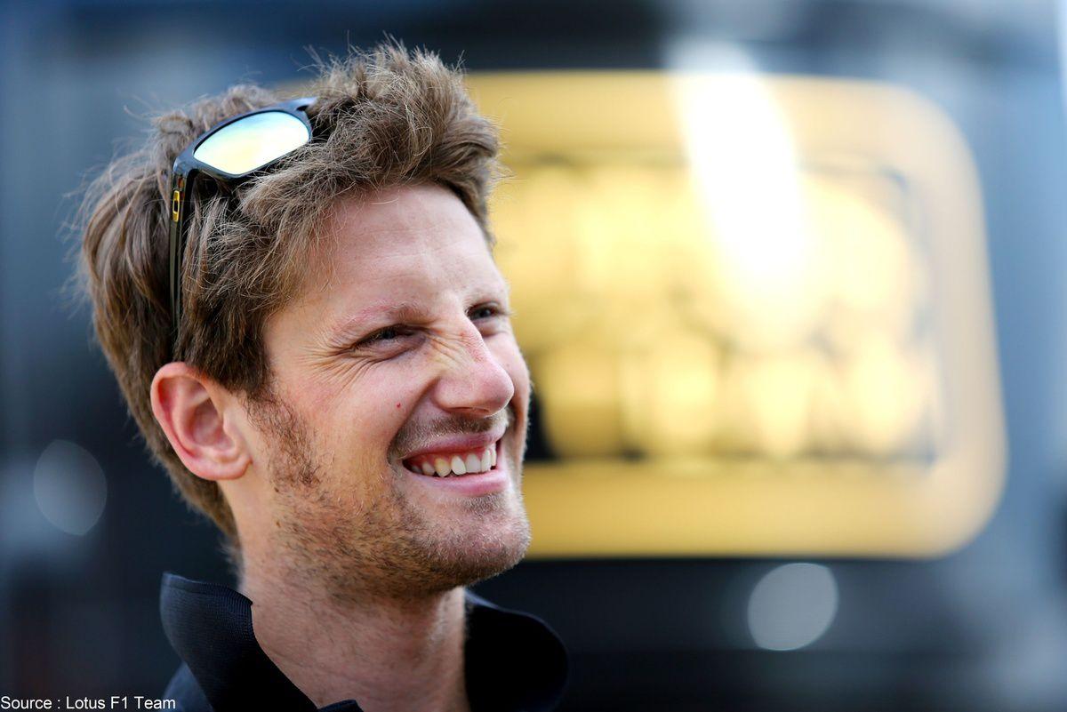Lotus - Pour Romain Grosjean, les choses sont claires