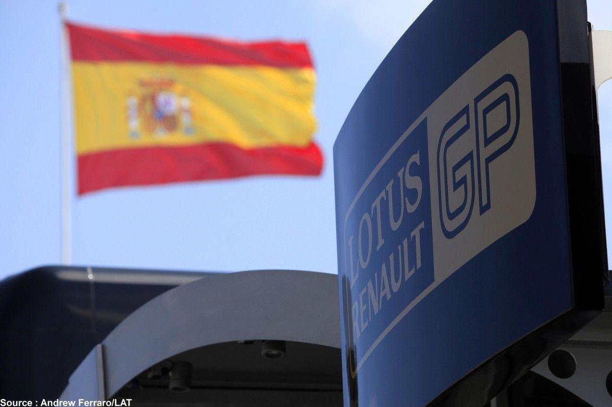 Où la F1 va-t-elle planter son drapeau en Espagne ?