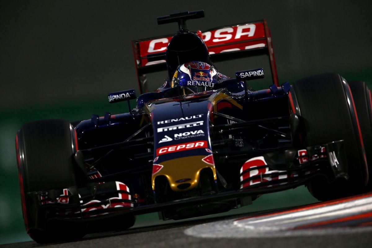 Getty Images/Red Bull Content Pool - Après deux saisons avec Renault, Toro Rosso retourne avec Ferrari
