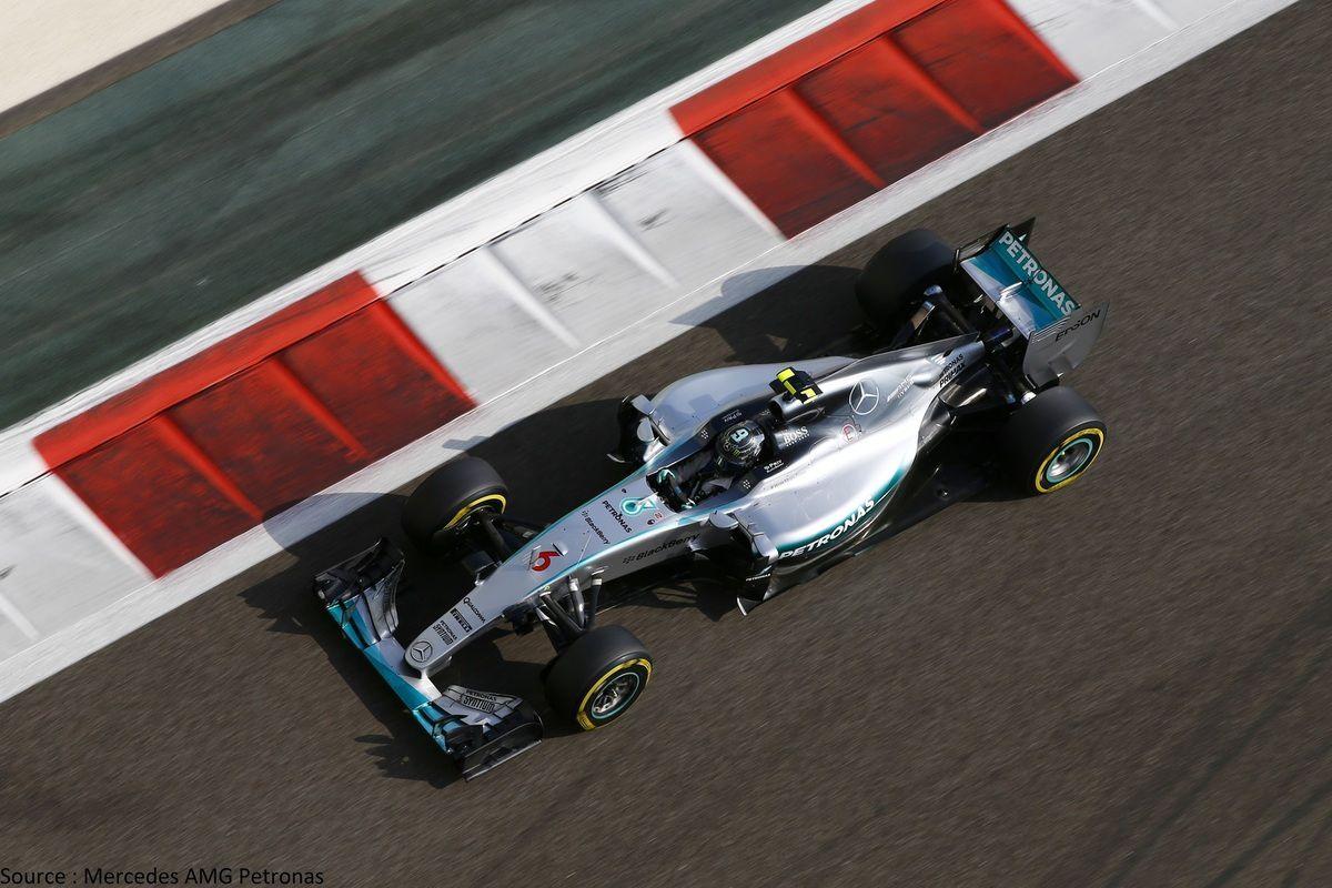 Le moteur de Mercedes est au coeur de toutes les convoitises